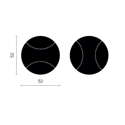 Poltronova_JoeBaseball_disegni-tecnici